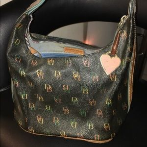 Authentic Dooney & Bourke Rainbow Mini